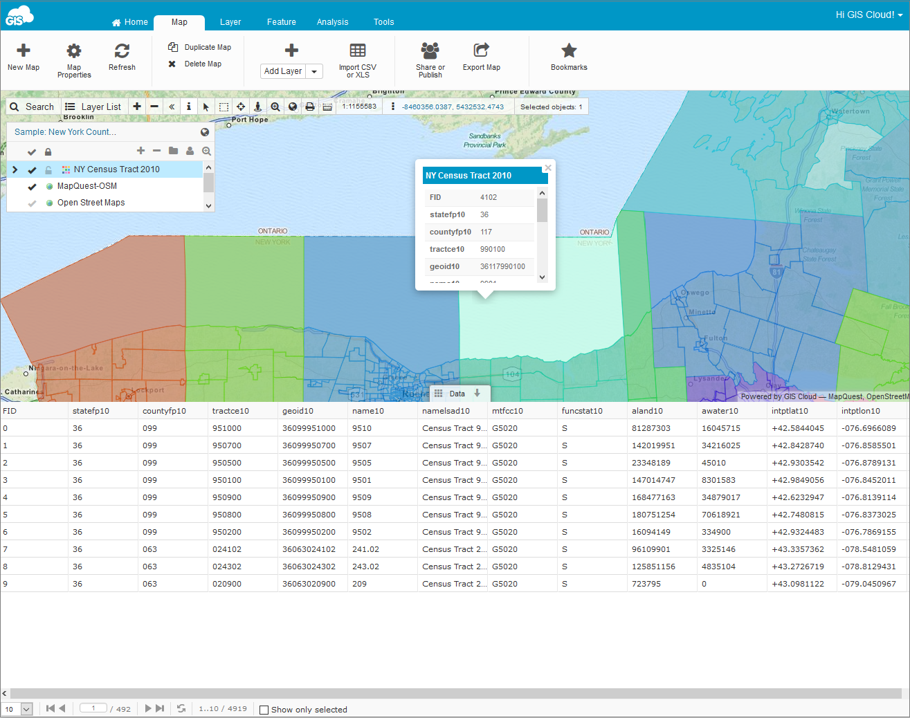 Print | GIS Cloud User Manual