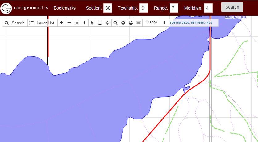 2015-03-08 09_57_59-CORE Geomatics Map Portal - Map 'Brion Web Map - Desktop'