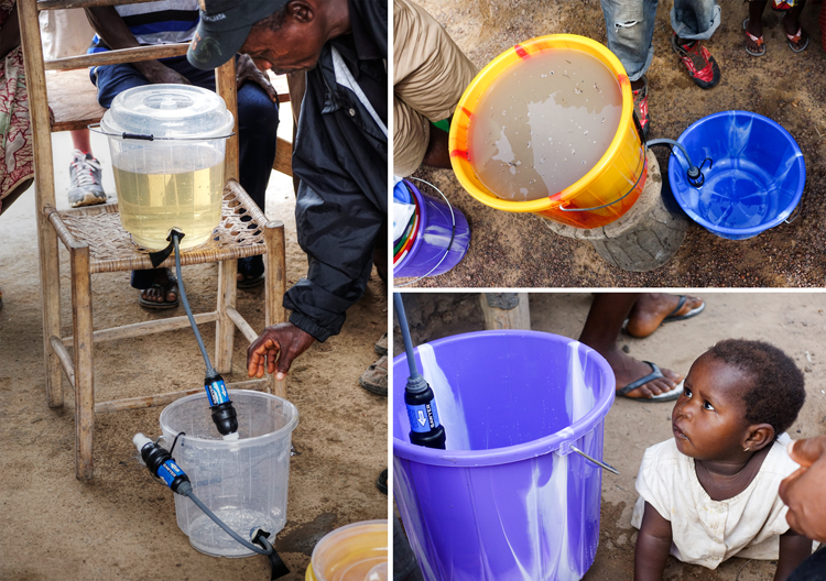 Liberia Water Filters