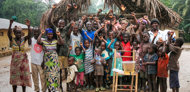 Liberia Give Clean Water