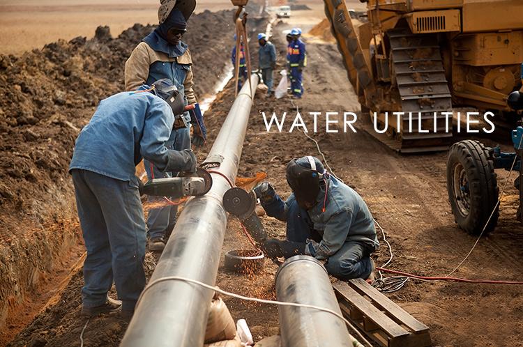 Water Utilities GIS