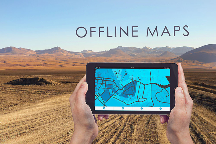 Offline Maps for Android and iOS