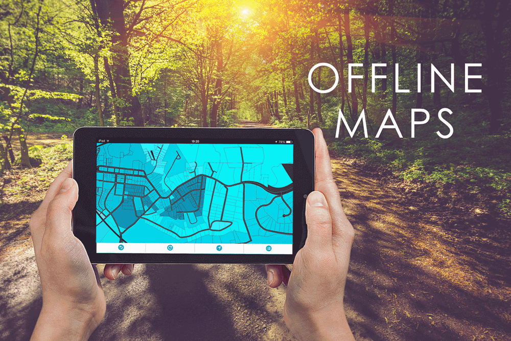 Mobile Data Collection Map Viewer Offline Maps