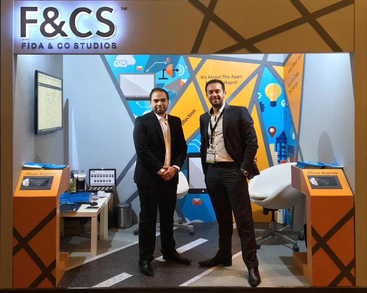 ICEC 2016 GIS Cloud Egypt Ahmed Amin F&CS