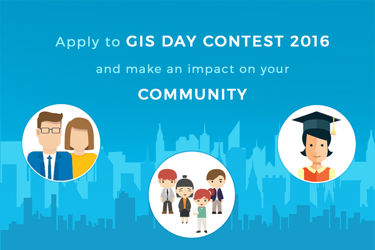 GIS Day Contest 2016 GIS Cloud project competition