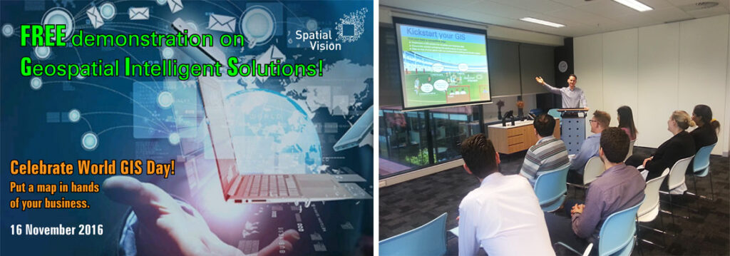 Spatial-Vision-GIS-Day-2016