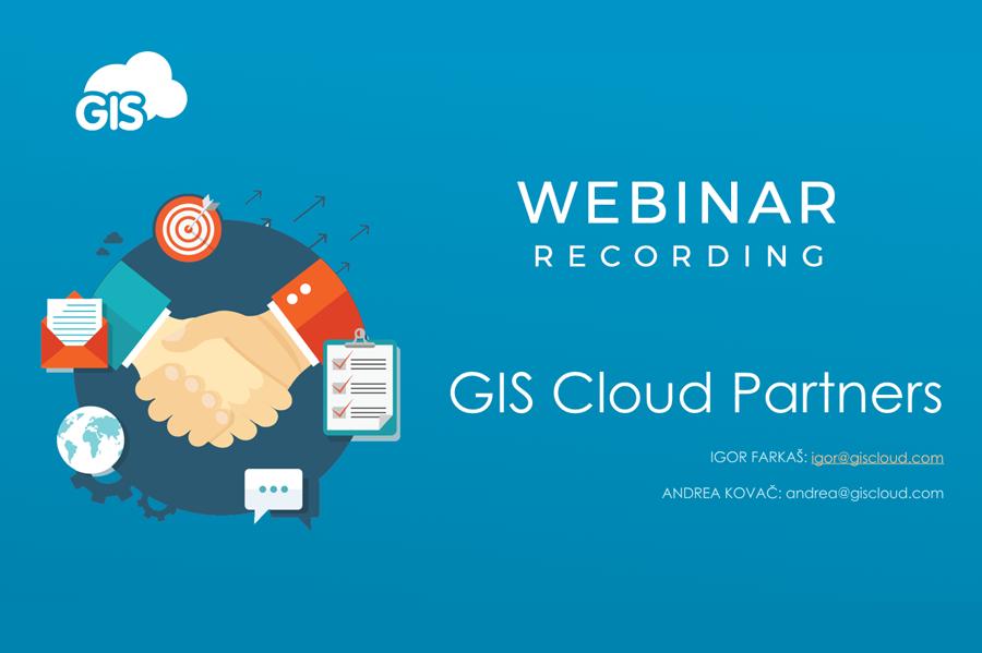 GIS Cloud Partners program