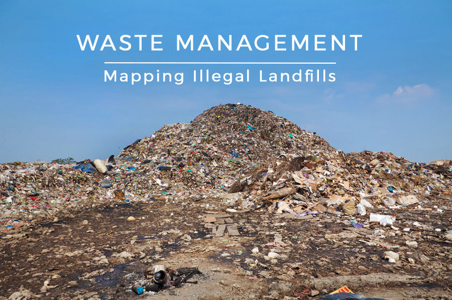 GIS Cloud Waste Management