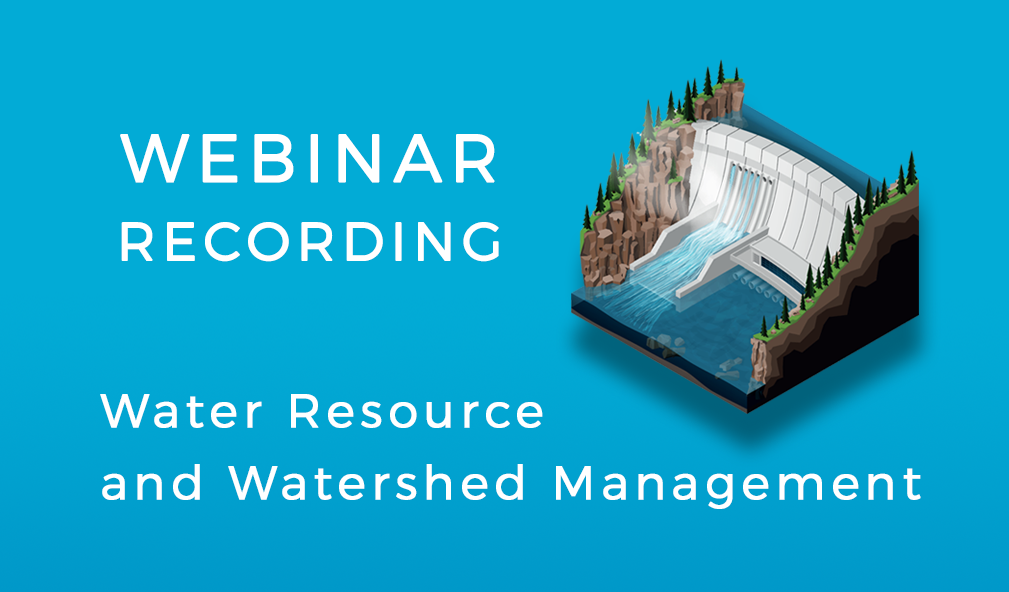 GIS Cloud in Water Resource and Watershed Management