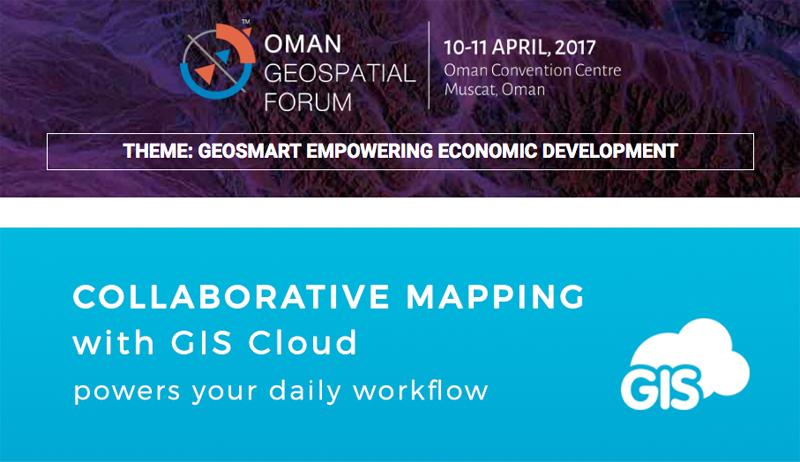 Jal Technology showcasing GIS Cloud