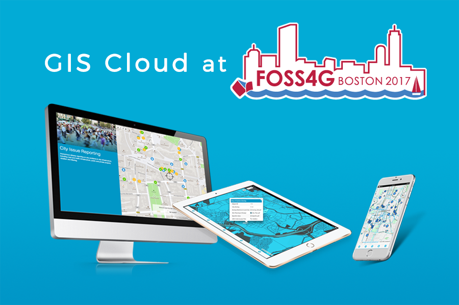 GIS Cloud sponsoring FOSS4G 2017