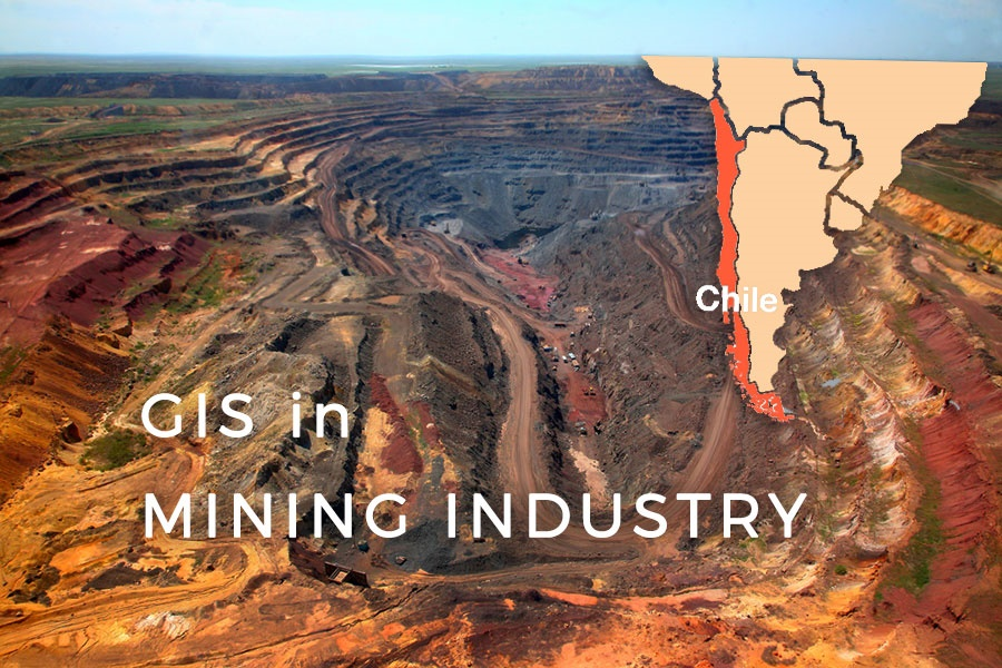 Chile mining project ENAMI and Teramaps
