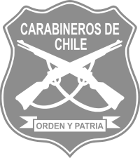 Carabineros de Chile work with GIS Cloud.