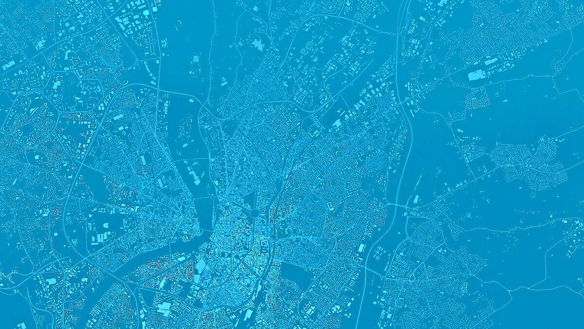 GIS Cloud City Map for collaborative mapping.