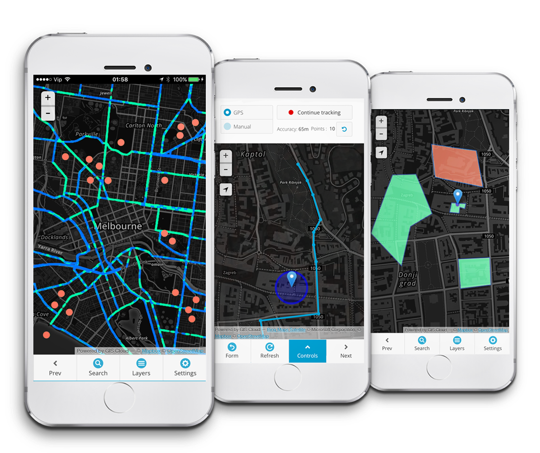 Mobile Data Collection App - Try it for Free | GIS Cloud