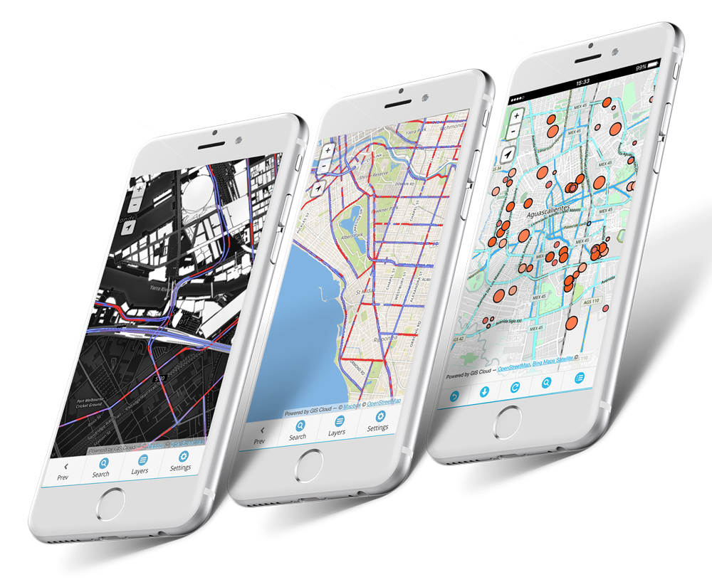 Mobile Data Collection App - Try it for Free   GIS Cloud