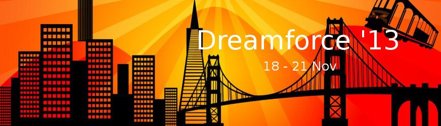 Dreamforce-13