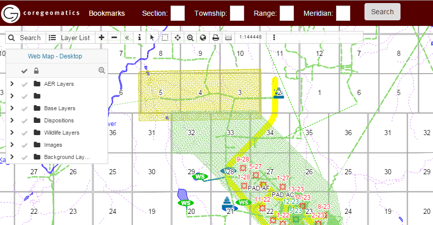 2015-03-08 09_44_54-CORE Geomatics Map Portal - Map 'Brion Web Map - Desktop'