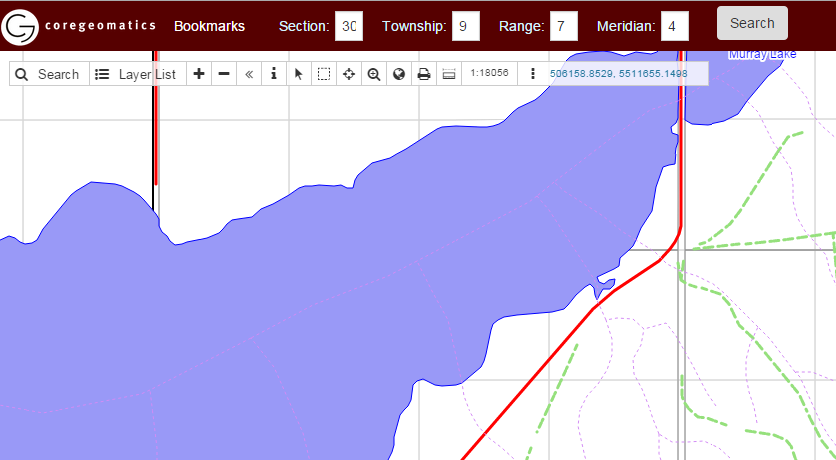 2015-03-08 09_57_59-CORE Geomatics Map Portal - Map 'Brion Web Map - Desktop'