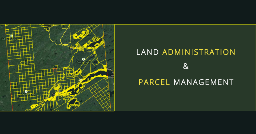 Land administration and parcel administartion2