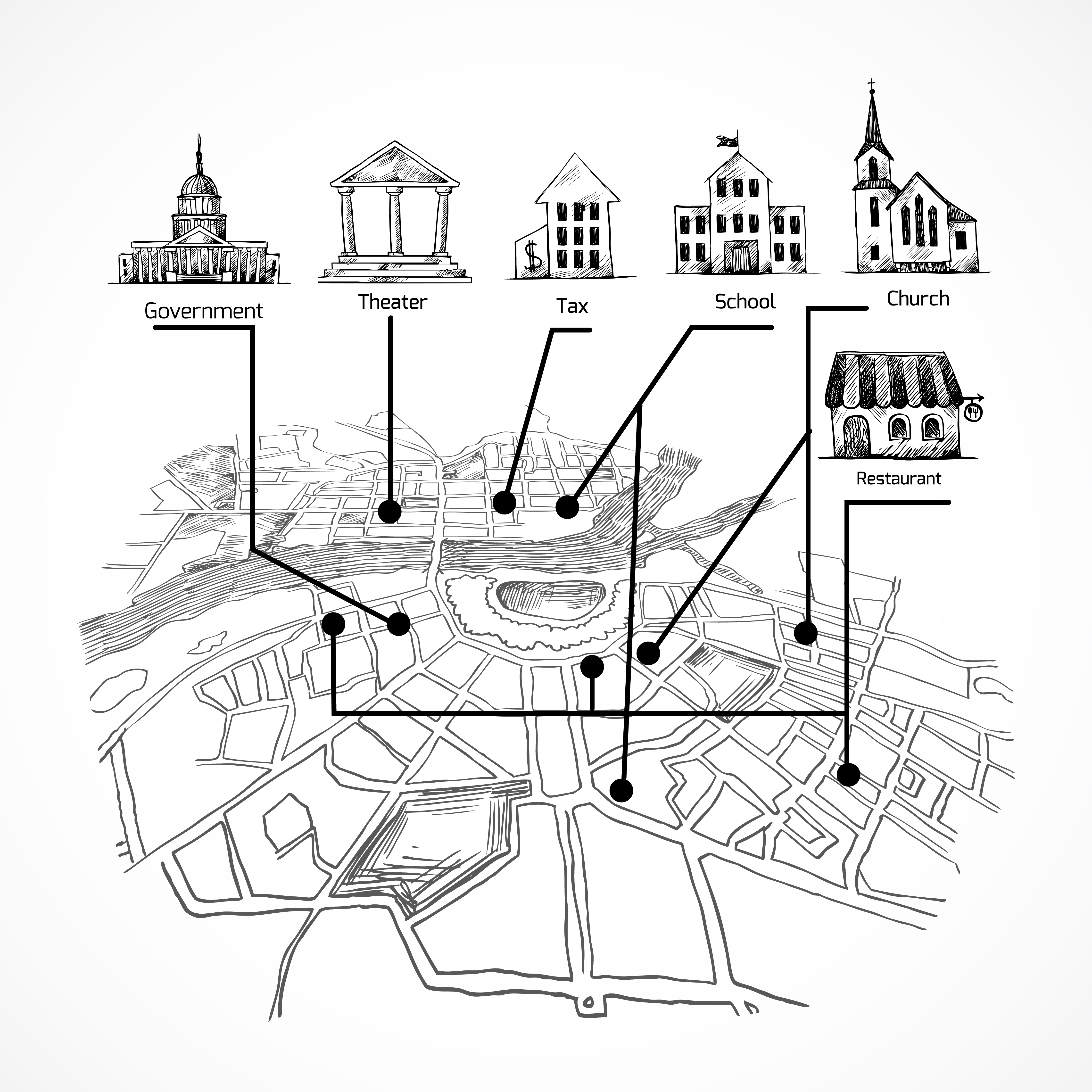 exploring the city of darwin map portal