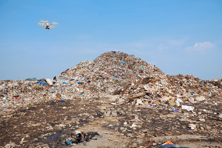 landfill maintenance and management case study gis cloud
