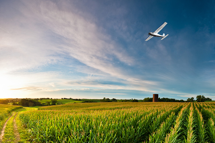 Remote sensing & GIS technology in action - the future of smart agriculture
