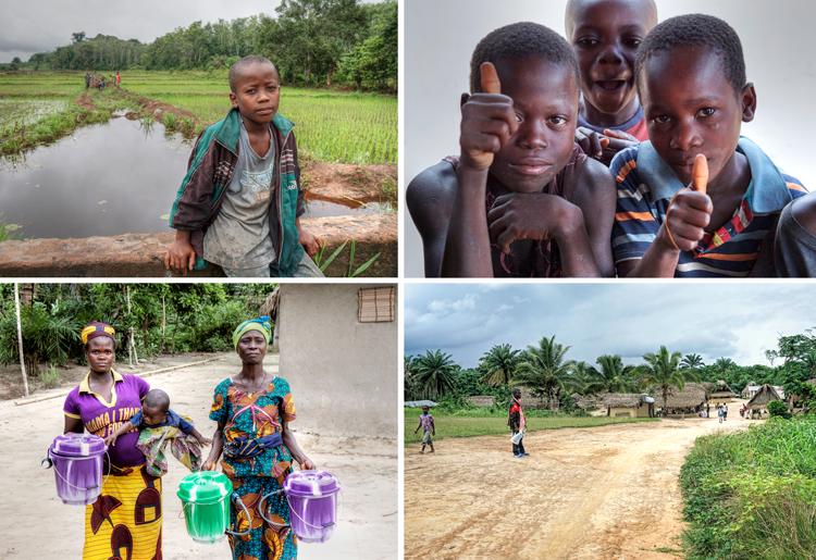 Liberia Water