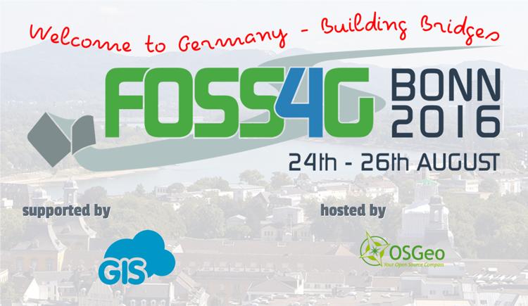 GIS Cloud at FOSS4G Bonn