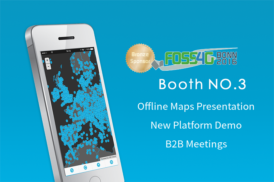 New Platform Demonstration and Meeting at FOSS4G 2016