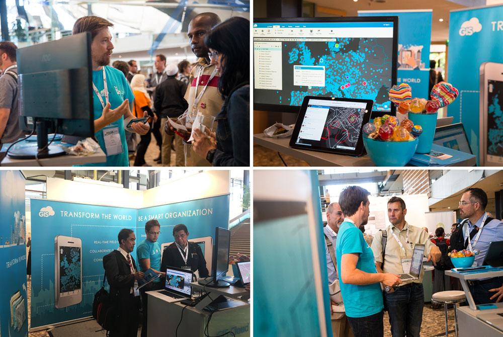 FOSS4G 2016 Bonn
