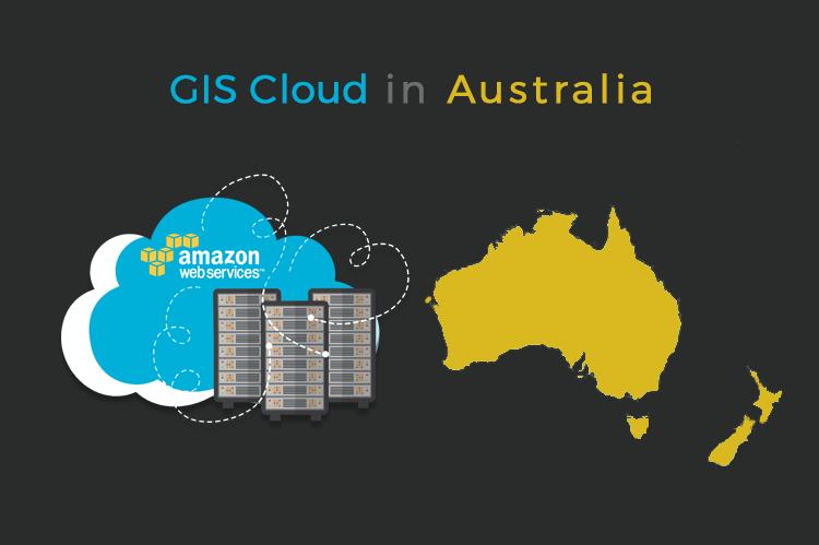 Web Servers GIS in Australia