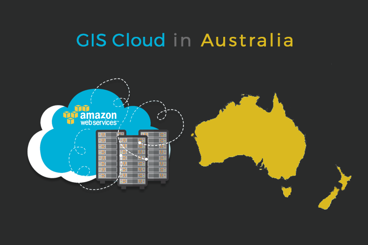Web Servers GIS in Australia