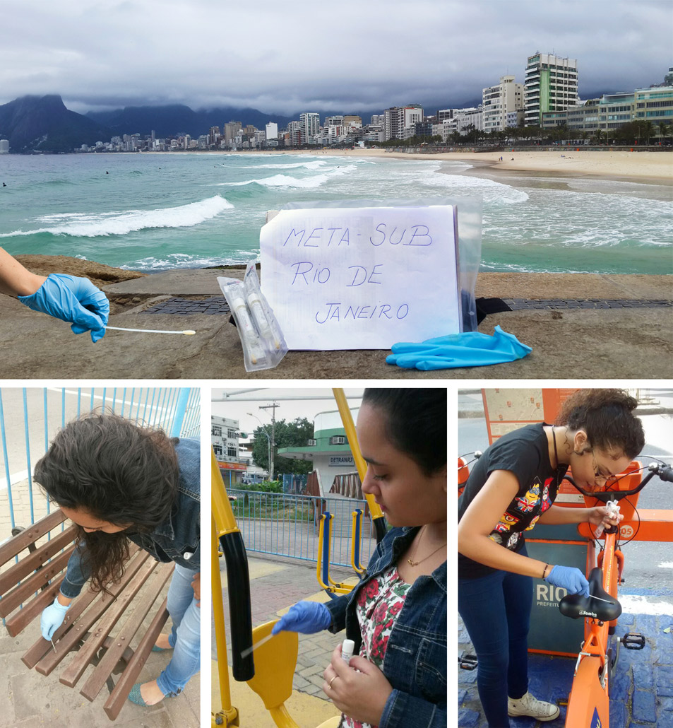 Rio de Janeiro Mobile Data Collection