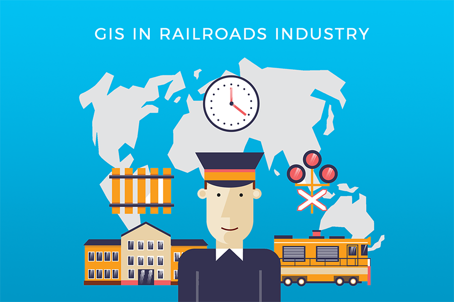 GIS Cloud Railroad webinar