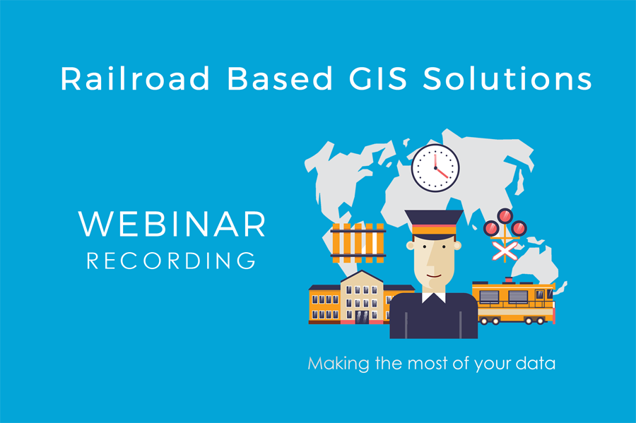 GIS for Railroad Industry