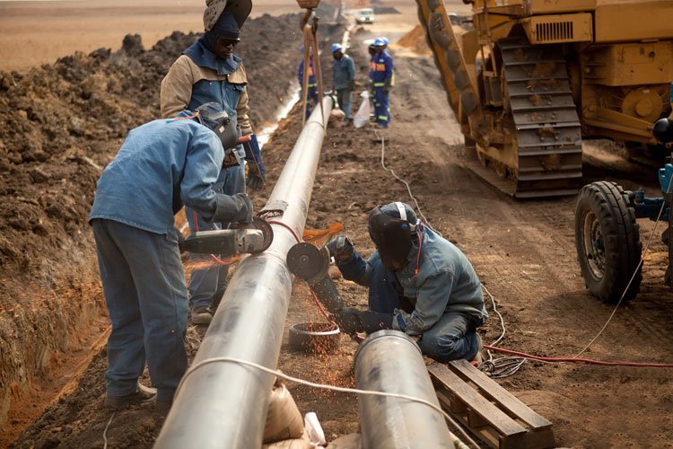 Mapping Water Infrastructure in Utilities