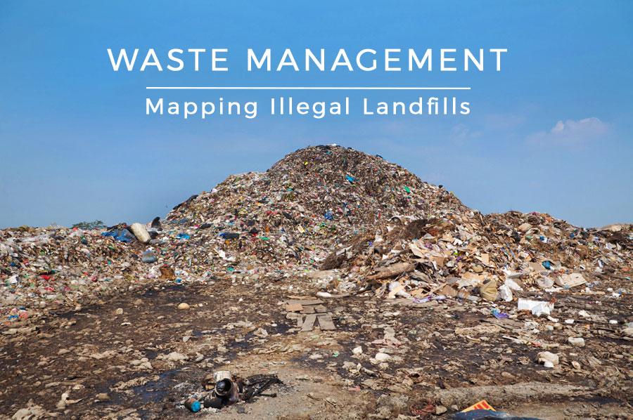 GIS Cloud Waste Management