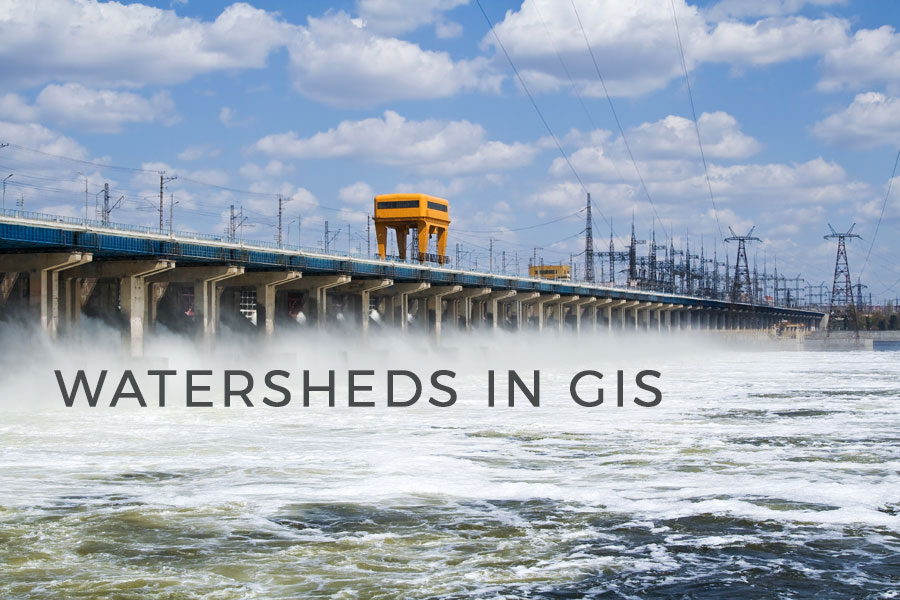 Managing Water Resources GIS Cloud in Orange County Use Case
