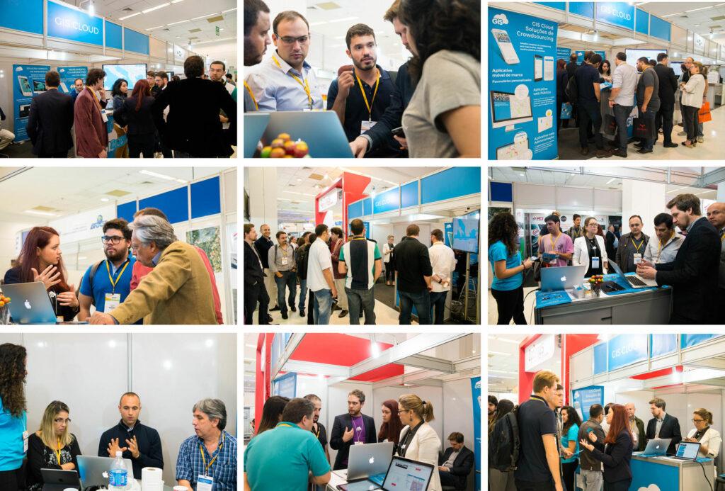 GS Cloud very busy at MundoGeo #Connect 2017 Brazil