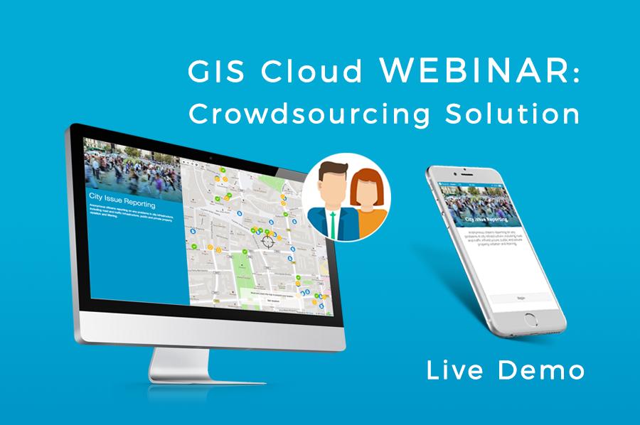 GIS Cloud Crowdsourcing webinar