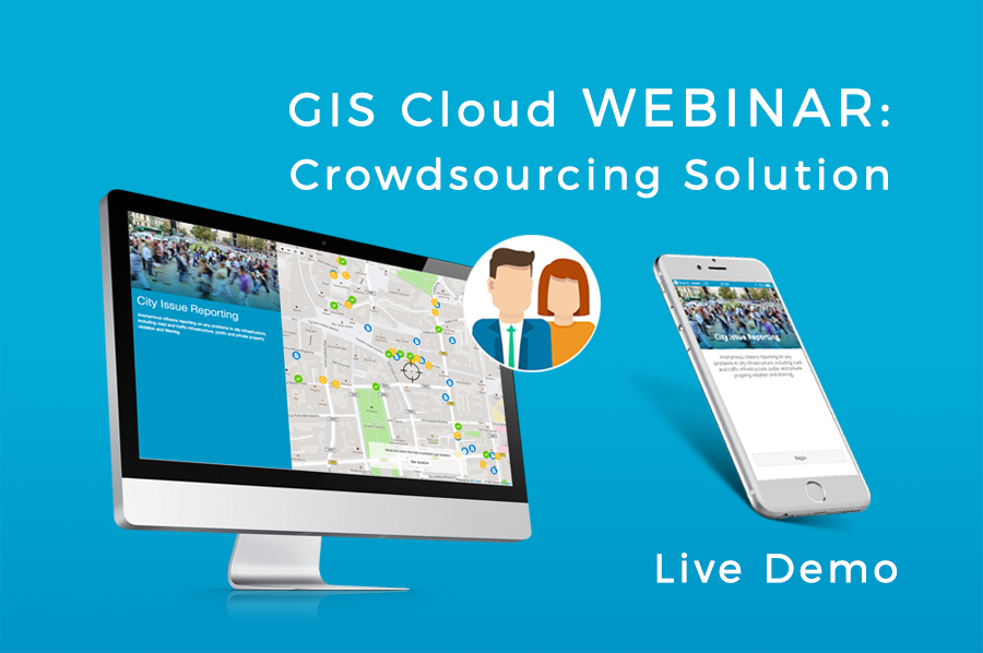 GIS Cloud Crowdsourcing webinar