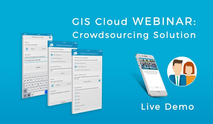 Crowdsourcing application demo
