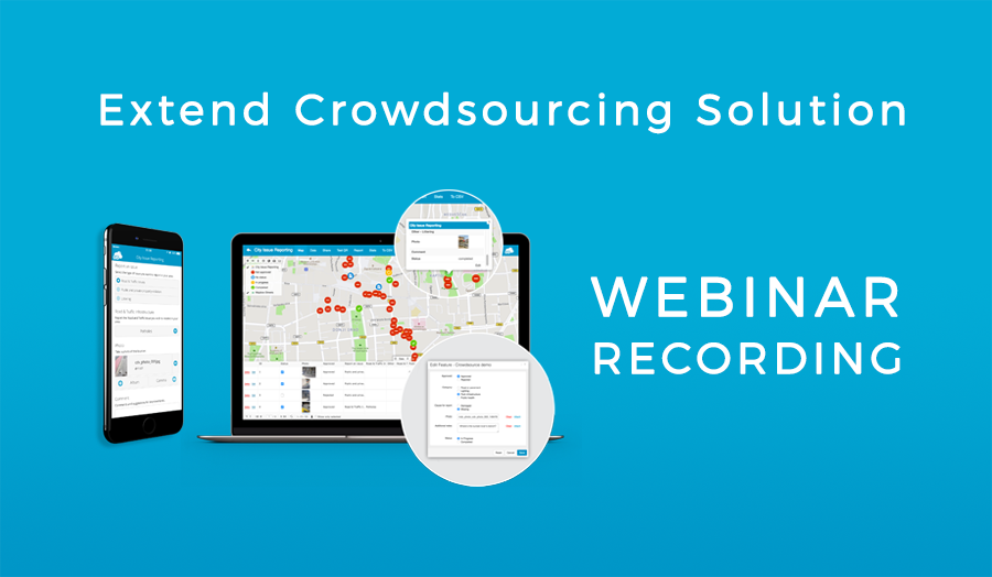 Utilize Crowdsourcing app video