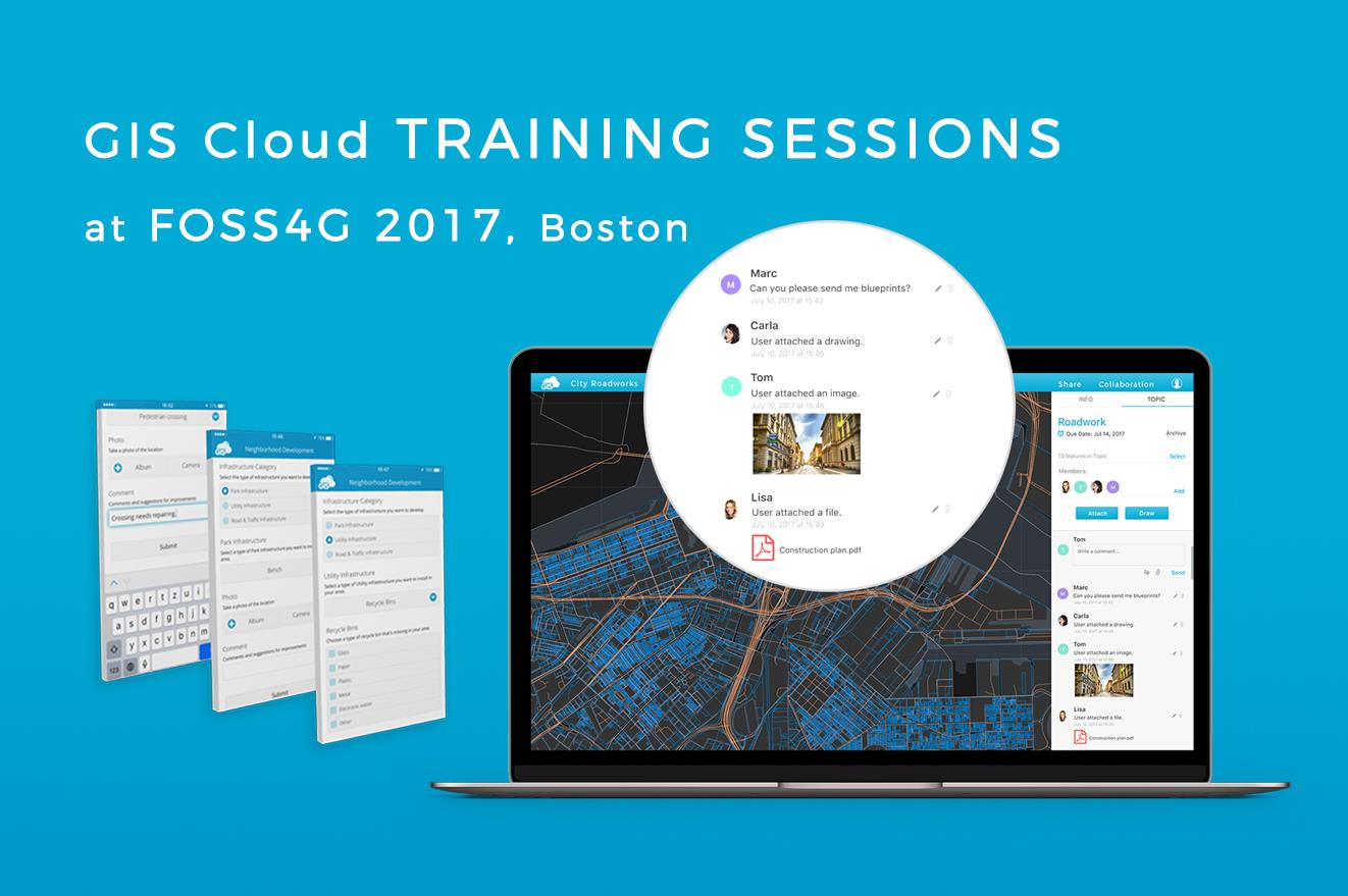 GIS Cloud Training Sessions On August 15th in Boston   GIS Cloud on home training, electrical training, business development training, logistics training, human resources training, management training, graphic design training, gis certification, software training, gis data layers, basic gis training,