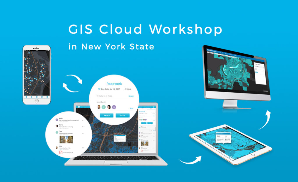 GIS Cloud East Coast Tour