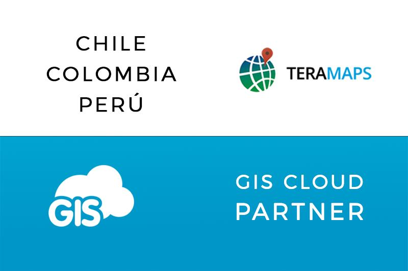 GIS Cloud Partnership Program in Chile