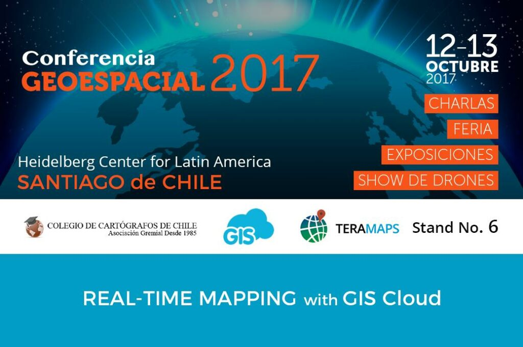 GIS Cloud in Chile