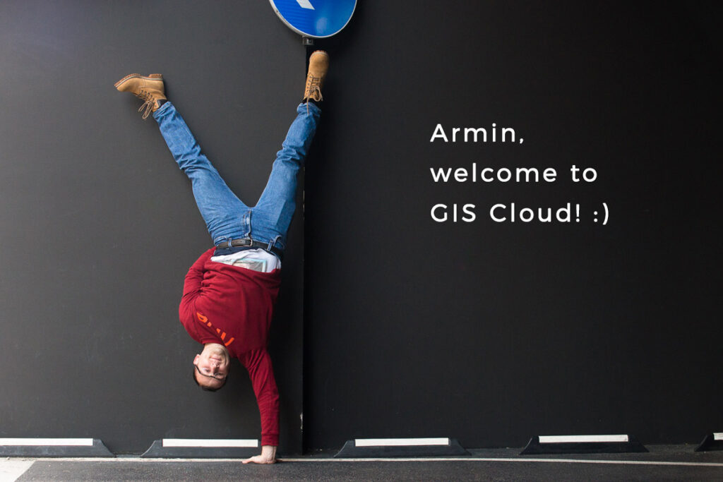 New GIS Cloud Backend Developer