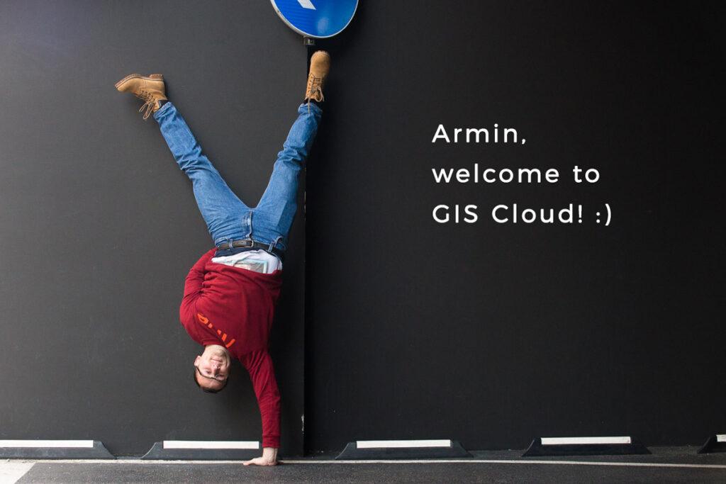 New GIS Cloud Backend Developer